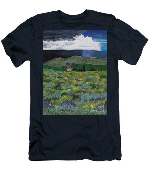 The High Desert Storm Men's T-Shirt (Athletic Fit)