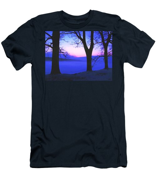 The Hush At First Light Men's T-Shirt (Athletic Fit)