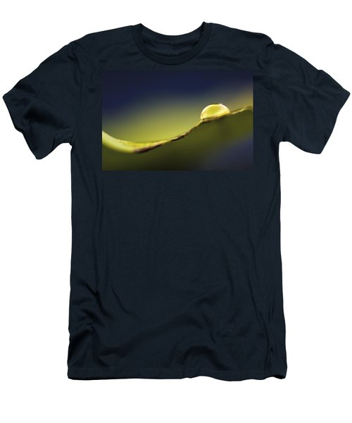 The Light Inside..  Let It Glow Men's T-Shirt (Athletic Fit)