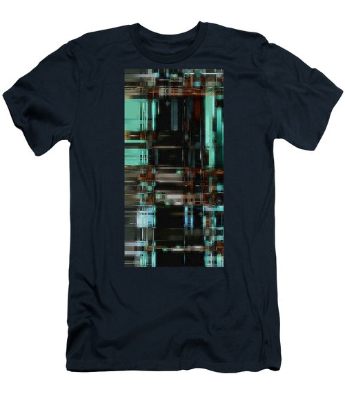 The Matrix 3 Men's T-Shirt (Athletic Fit)