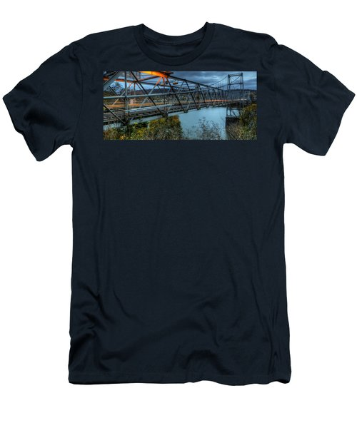 The Newell Bridge Men's T-Shirt (Athletic Fit)