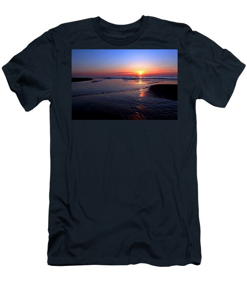The North Sea Men's T-Shirt (Athletic Fit)