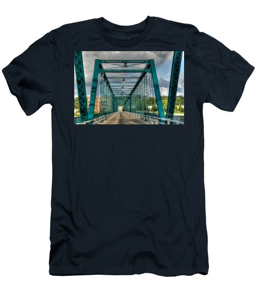 The Old Sixth Street Bridge Men's T-Shirt (Athletic Fit)