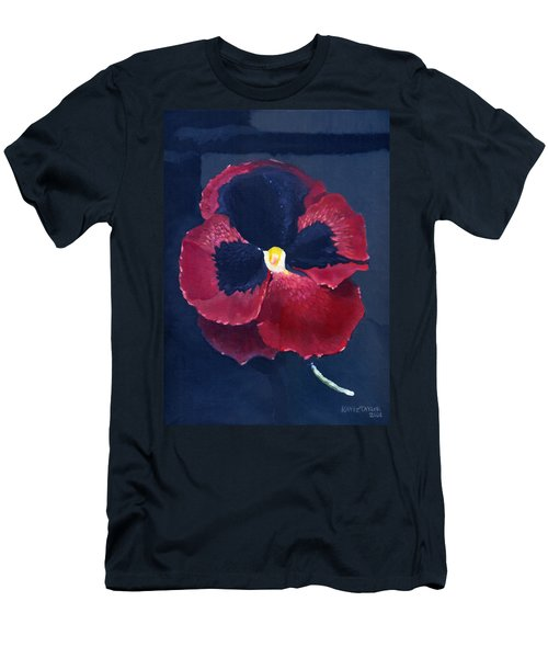 The Pansy Men's T-Shirt (Athletic Fit)