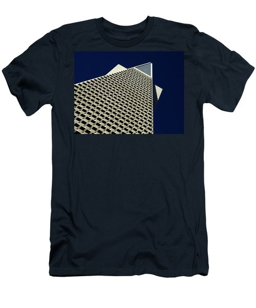 The Pyramid Men's T-Shirt (Slim Fit) by Bill Gallagher
