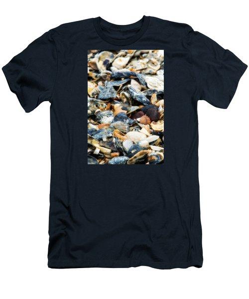 The Raw Bar Men's T-Shirt (Slim Fit) by Joan Davis