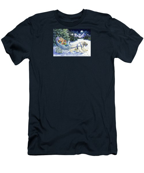 The Snow Queen Men's T-Shirt (Athletic Fit)
