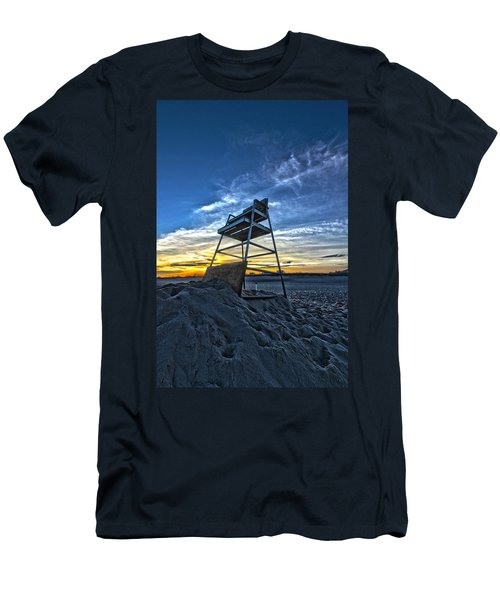 The Stand At Sunset Men's T-Shirt (Athletic Fit)