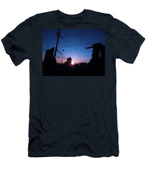 The Sun Also Rises On Ruins Men's T-Shirt (Athletic Fit)
