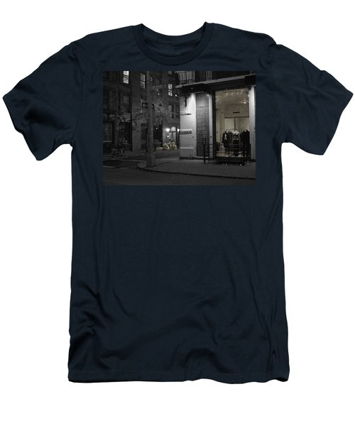 The Village Always New Men's T-Shirt (Slim Fit) by Steve Archbold