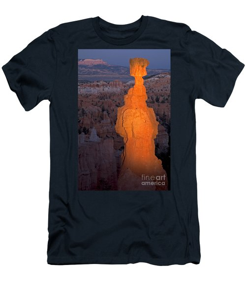 Thors Hammer Sunset Point Bryce Canyon National Park Men's T-Shirt (Athletic Fit)