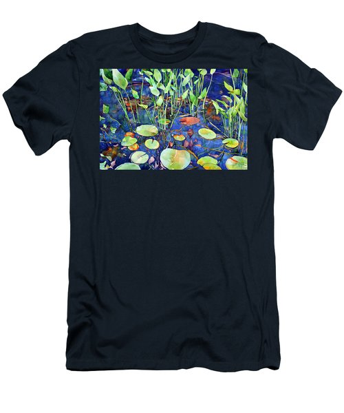 Thoughts Turn To Spring Men's T-Shirt (Athletic Fit)