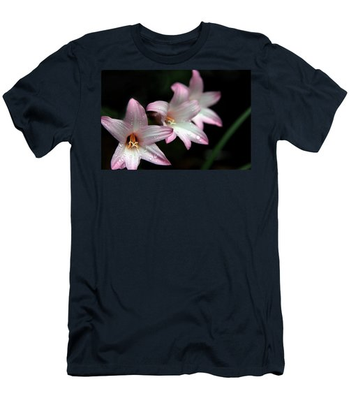 Men's T-Shirt (Slim Fit) featuring the photograph Three Of A Kind by Greg Allore