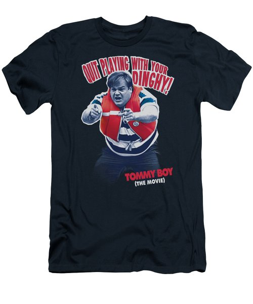 Tommy Boy - Dinghy Men's T-Shirt (Athletic Fit)