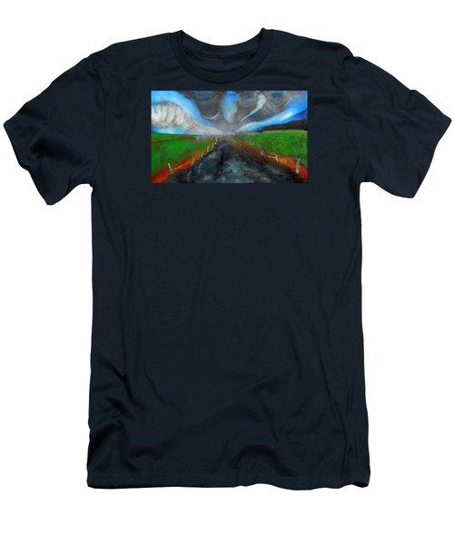 Tornadoes Men's T-Shirt (Athletic Fit)