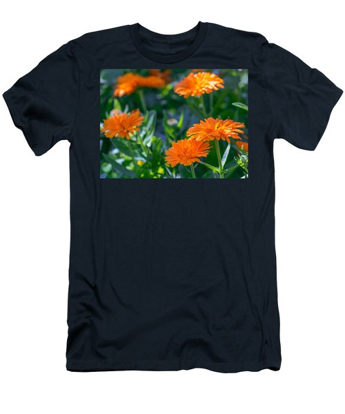 Men's T-Shirt (Athletic Fit) featuring the photograph Touch By Light by Garvin Hunter