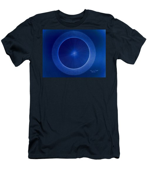Towards Pi 3.141552779 Hand Drawn Men's T-Shirt (Athletic Fit)