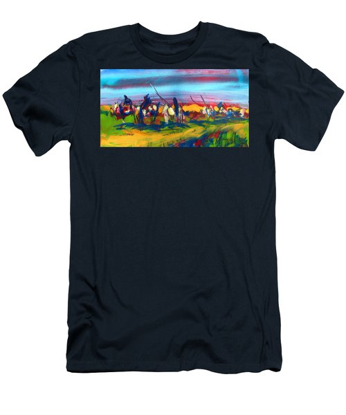 Trail Of Tears Men's T-Shirt (Athletic Fit)