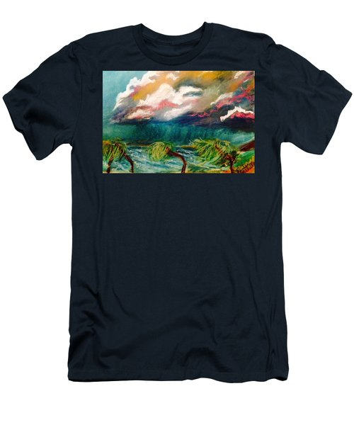 Tropical Storm Men's T-Shirt (Athletic Fit)