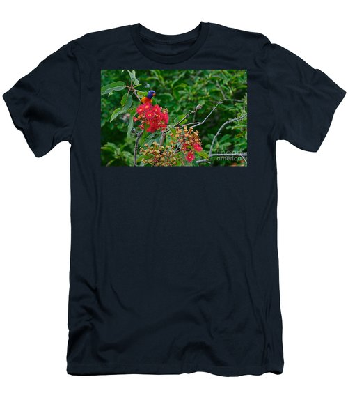True Aussie Nature By Kaye Menner Men's T-Shirt (Athletic Fit)