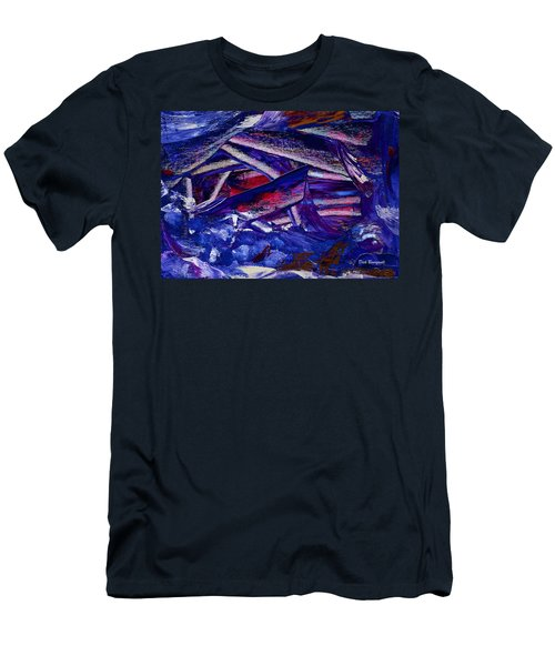 Tsunami Men's T-Shirt (Athletic Fit)