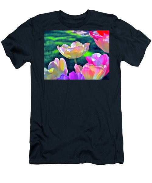 Tulip 21 Men's T-Shirt (Athletic Fit)