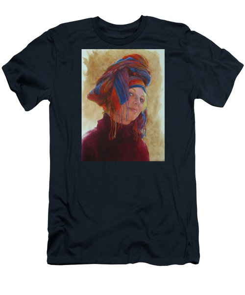 Turban 2 Men's T-Shirt (Athletic Fit)