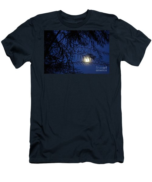 Twilight Moon Men's T-Shirt (Athletic Fit)