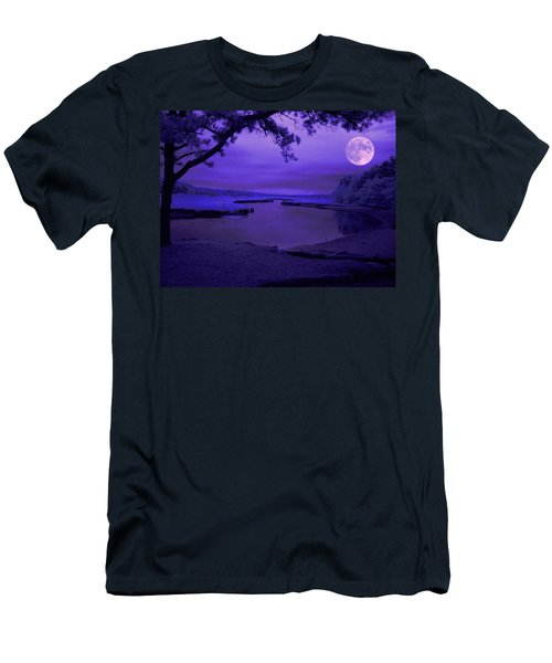 Twilight Zone Men's T-Shirt (Slim Fit) by Robert McCubbin