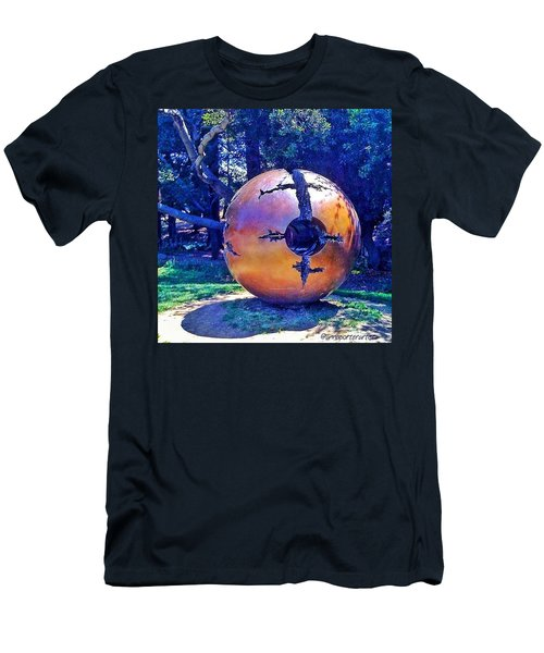 Uc Berkeley Orb For The Men's T-Shirt (Athletic Fit)