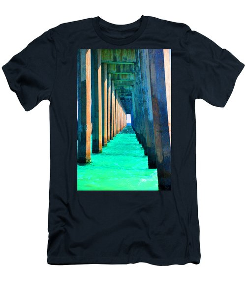 Under The Pier Too Men's T-Shirt (Athletic Fit)