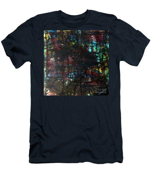 Evening Of Duars Men's T-Shirt (Athletic Fit)
