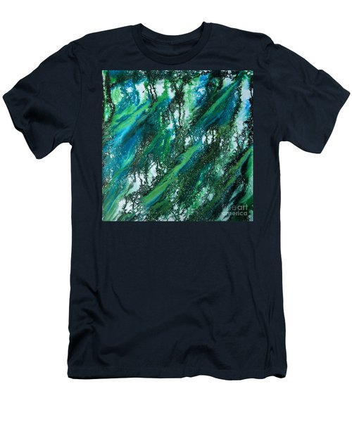 Duars Jungle Men's T-Shirt (Athletic Fit)