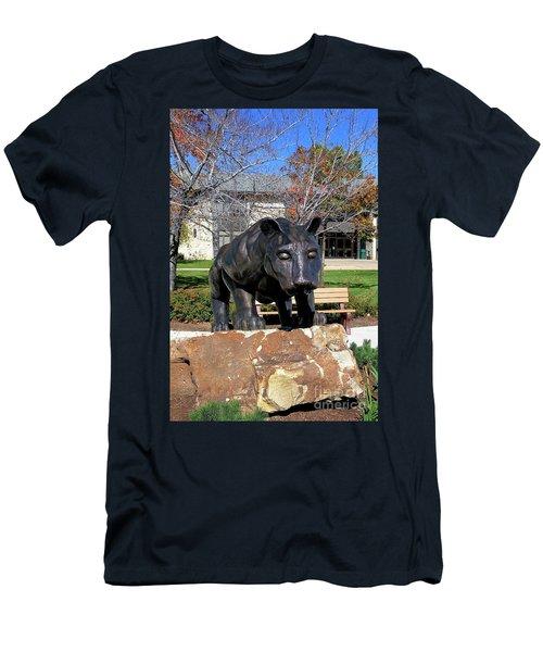 Upj Panther Men's T-Shirt (Athletic Fit)