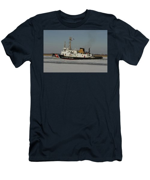 Us Coast Guard Men's T-Shirt (Athletic Fit)