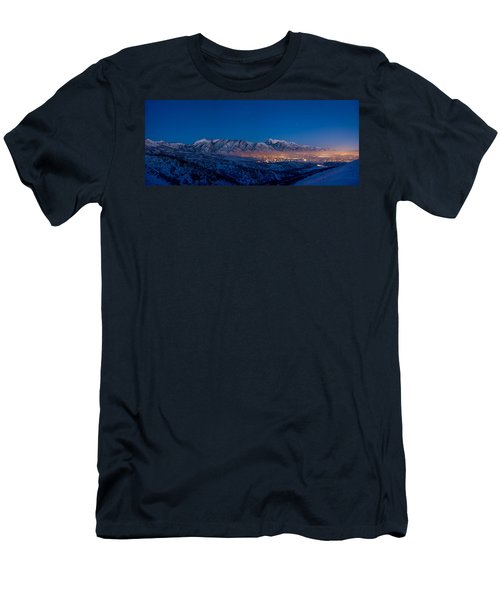 Utah Valley Men's T-Shirt (Athletic Fit)