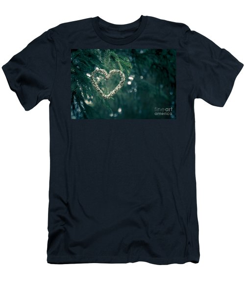 Valentine's Day In Nature Men's T-Shirt (Slim Fit) by Andreas Levi