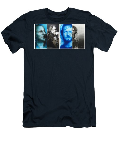 Vedder Mosaic I Men's T-Shirt (Athletic Fit)