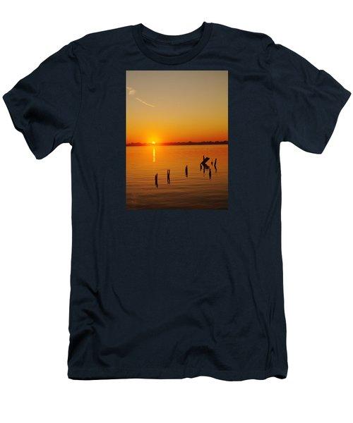 Vertical Ascent Men's T-Shirt (Athletic Fit)