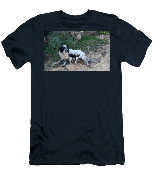 Village Guards Men's T-Shirt (Athletic Fit)