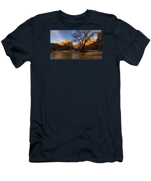 Virgin Reflection Men's T-Shirt (Athletic Fit)