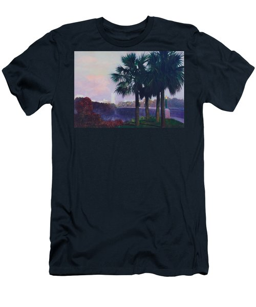 Vista Dusk Men's T-Shirt (Athletic Fit)