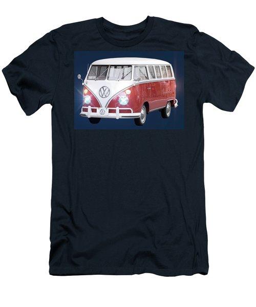 Vw Bus Men's T-Shirt (Athletic Fit)