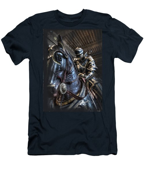 War Horse Men's T-Shirt (Athletic Fit)