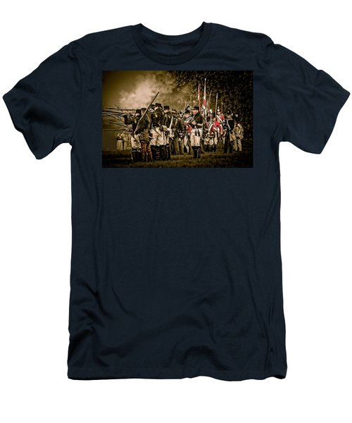 War Of 1812 Men's T-Shirt (Athletic Fit)