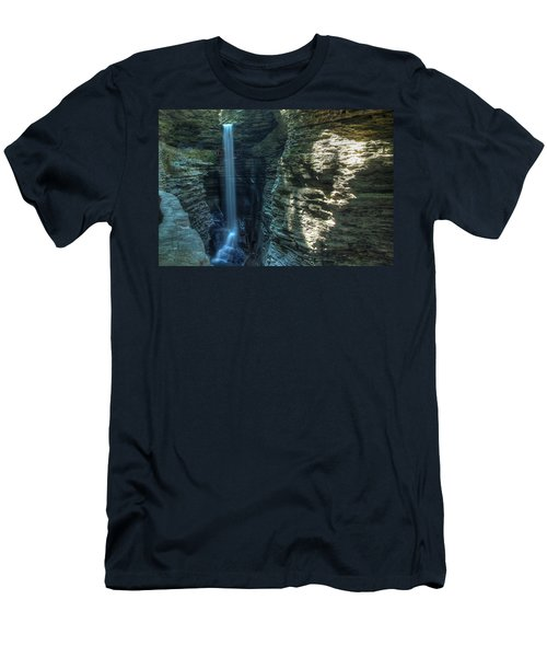 Watkins Glen Men's T-Shirt (Athletic Fit)