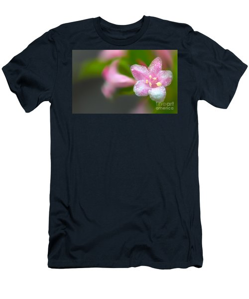 Weigela In Spring Men's T-Shirt (Athletic Fit)