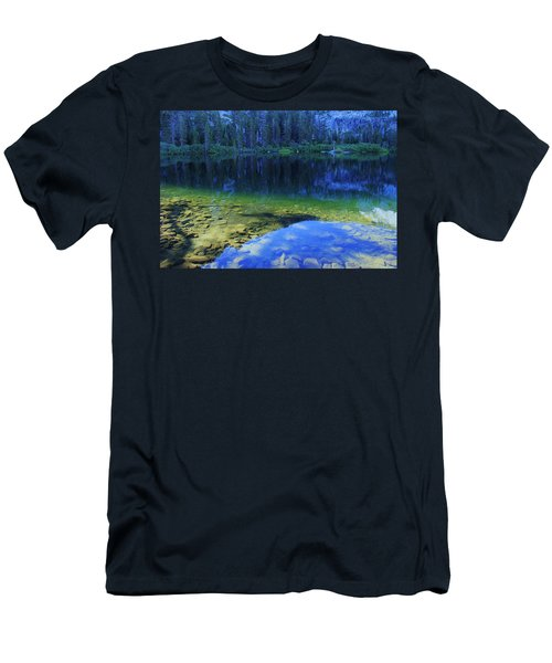Welcome To Eagle Lake Men's T-Shirt (Athletic Fit)