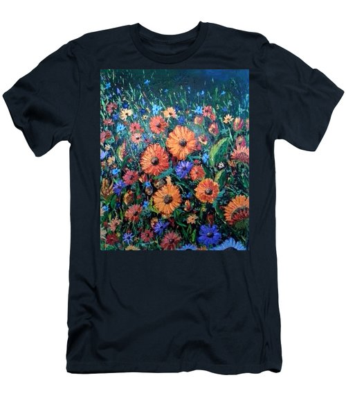 Welcoming The Dawn Men's T-Shirt (Athletic Fit)