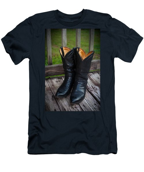 Western Wear Men's T-Shirt (Athletic Fit)